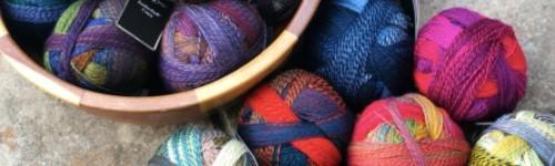 Zauberball Schoppel Wolle
