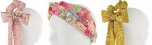 Kit foulchie & headband