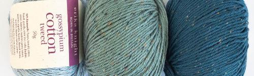 Gossypium Cotton Tweed